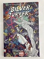 Silver Surfer Volume 4: Citizen Of Earth - Marvel Comics TPB Graphic Novel