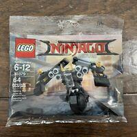 NEW Lego 30379, The Lego Ninjago Movie, Polybag Sealed Quake Mech