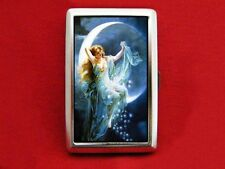 MOON GODDESS FAIRY PIN UP STARS VINTAGE CIGARETTE ID IPOD CASE WALLET