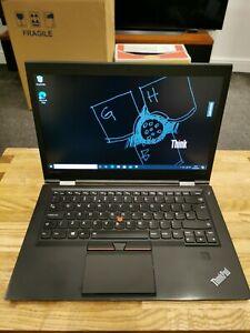 Lenovo ThinkPad X1 Carbon 4th Intel Core i7 6600u 6th Gen 512GB 16GB Ram QHD IPS