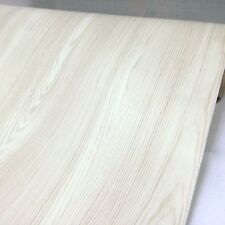 "Wood Grain adhesives Vinyl - 24"" x 10 feet White Wood MW1125"
