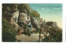 Postcard Lovers Seat Fairlight Hastings