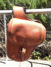 Very Rare WW2 Japanese Army Officer Cavalry Saddle Bags