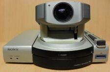 Sony PCS-P160 Kompaktprozessor PCS-UC161 LAN ISDN Videokonferenz System* so737