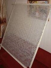 Beautiful hand knitting down Orenburg Warm Shawl (130x130sm.) White