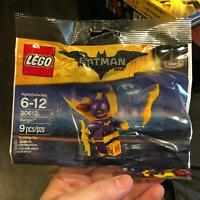 LEGO 30612 The Batman Movie Batgirl Minifigure Polybag Exclusive OOP Rare