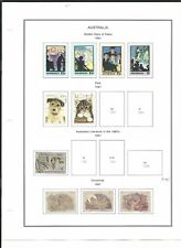 Australia Collection 1991-2006 Neatly Mounted on 60 Pages