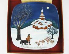Beswick Christmas Around The World by Royal Doulton Bulgaria Collectors Plate