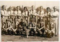 FC Bayern München + DFB Pokal Sieger 1971 + Fan Big Card Edition F173 +