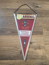 Pennant: Arsenal 1970/71 Double Winners Number 4