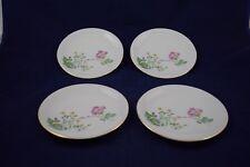 Vintage UNION CHINA (of Japan) Set Of 4 Dessert Plates Pattern UCJ5 Hard To Find
