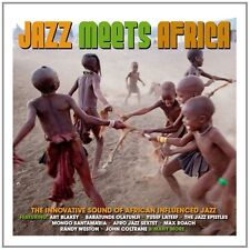 Jazz meets Africa 3 CD NEUF ART BLAKEY/randy weston/Jackie McLean/Max roach