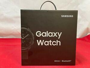 BRAND NEW SEALED Samsung Galaxy Watch SM-R810 42mm (Bluetooth) - Midnight Black