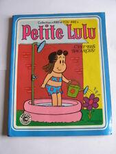 BD petite lulu: c'est les vacances editions sagedition de 1979