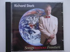 Richard Stark - Songs Without Frontiers. CD Album. (L09)