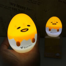 Lazy Egg Mini LED Lamp Cute Gudetama Cartoon Kid Small Night Light Home Decor