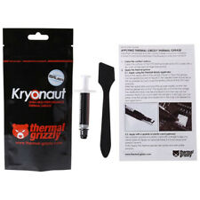 Thermal Grizzly Kryonaut Thermal Paste, high performance cooling 12,5 W/m·K  1g