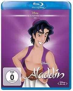 Aladdin [Blu-ray/NEU/OVP] von Walt Disney Oscar-prämierter Trickfilm