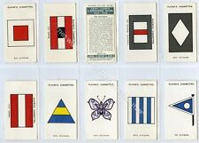Full Set, Players, Army Corps & Divisional Signs 2 (51-150) 1925 EX (Gb1842-442)
