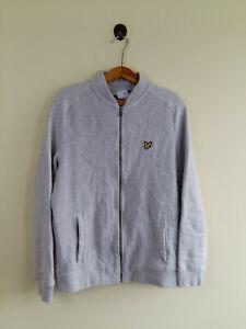 Lyle&Scott Sweater Full Zip Mens Size: M