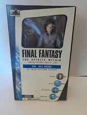 "NIB 2001 Final Fantasy The Spirits Within DR. AKI ROSS 12"" Action Figure NEW 1/6"
