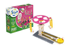 New Gigo Big Wheel Of Effects 7 models & Experiments Kit Science Powered Physics