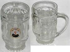 BEER DRINKING GLASS MUG BREWERY RATSHERRN GOLD IMAGE