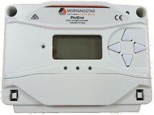 MorningStar ProStar PS-30M Solar Panel Charge Controller 12/24 V Battery Gen 3