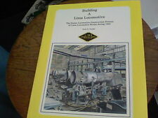 Building a Lima Locomotive by Scott D. Trostel signed by author bill01
