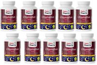 L-Tryptophan 500mg 10 stück 900 Kapseln Aminosäuren Tryptophan Top Angebot