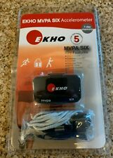 EKHO MVPA Six Accelerometer/Pedometer Brand New Sealed in factory packaging!!