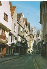 Yorkshire Postcard - Low Petergate - York - Ref ZZ5074