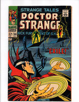 Strange Tales #168 (May 1968, Marvel) - Fine/Very Fine