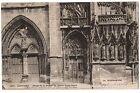 CPA 27 - LOUVIERS (Eure) - 2527. Détails de la Façade de l'Eglise Notre-Dame