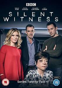 SILENT WITNESS SERIES 22 [DVD][Region 2]