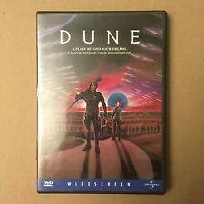 Dune - DVD - WIDESCREEN edition w/ all art work, packaging and insert booklet!