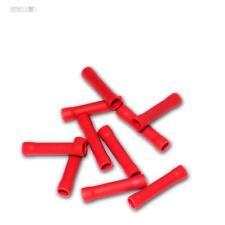 100 Connecteur de choc / Connecteurs à sertir Rouge pour 0,5 -1,5mm ² câble,