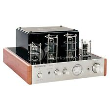 Nobsound MS-10D Tube Amplifier Stereo Audio HiFi amp HeadphoneSolid State