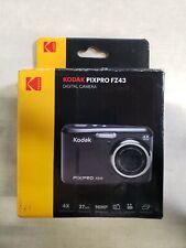 Kodak PIXPRO FZ43 16MP Digital Camera - Black BRAND NEW