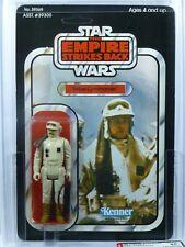 Star Wars Kenner ESD 41-E rebel commander MOC AFA 85 non perforé.