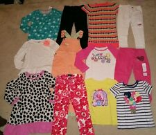NWT Size 4T 4 Girls LOT of Fall & Winter CLOTHES & OUTFITS TCP Crazy 8