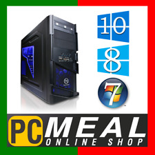 INTEL 6-Core i7 8700 Max 4.6GHz DESKTOP COMPUTER 1TB 8GB DDR4 HDMI Hex Gaming PC