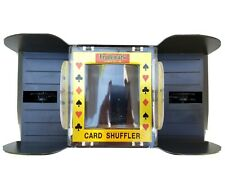 Casino 6 Deck Automatic Card Shuffler Battery Operated Machine New in Open Box