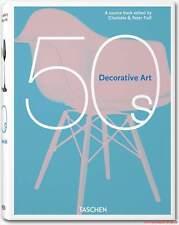 Fachbuch Design und Kunst der 50er, Decorative Art 50s, sehr viele Infos, 576 S.