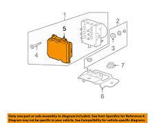 GM OEM ABS Anti-Lock Brake System-Control Module 25840308
