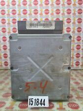 2003 03 FORD F150 5.4L GAS ENGINE COMPUTER MODULE ECU ECM 3L3A-12A650-LB OEM