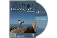 Yoga Spirit Of Vinyasa Flow Exercise Video On DVD