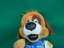 AARONS RENTS PLUSH LUCKY DOG NASCAR RACING MASCOT STUFFED ANIMAL TOY PUPPY PUP