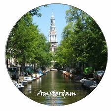 AMSTERDAM - FRIDGE MAGNET - BRAND NEW