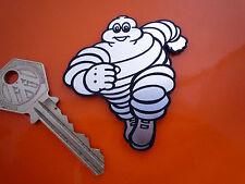 """Michelin Bibendum """"Self Adhesive Coche O Placa De Moto Láser de corte de los neumáticos de los neumáticos Funcionando"""